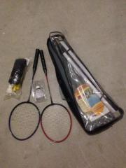 Badminton Federball Set komplett 2