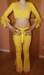 Bauchtanz Kostüm 3-teilig von Sakkara
