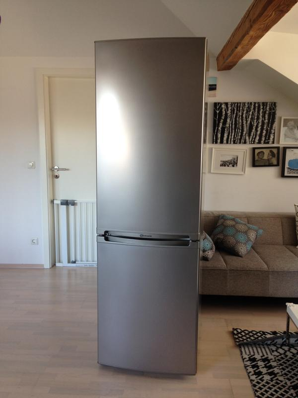 bauknecht kühlschrank zu verschenken für bastler in mannheim