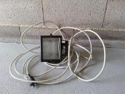 Bauleuchte mit Kabel