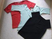 Bekleidungspaket Mädchen 3 Shirts ca