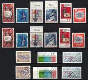 Berlin-Briefmarken aus Sammlungs-Straffung