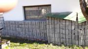 Betonziegel zu verschenken