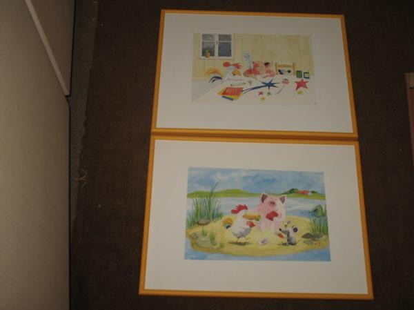 Bilder kinderzimmer gebraucht kaufen 2 st bis 75 g nstiger for Kinderzimmer quoka