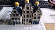 Blue Delft House No 8