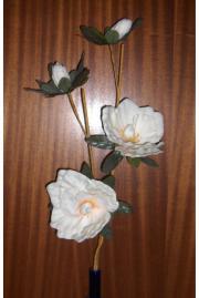 Blumen -Deko - Gerberer und Rose