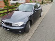 BMW 116i erst