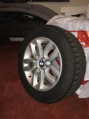 BMW X3 Winter-
