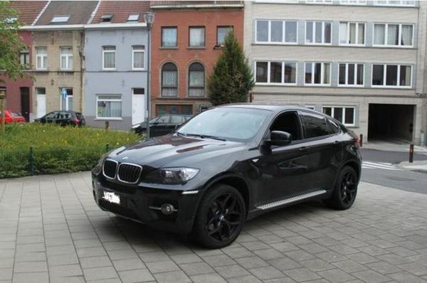bmw x6 xdrive schwarz edition in magdeburg bmw sonstige kaufen und verkaufen ber private. Black Bedroom Furniture Sets. Home Design Ideas