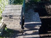 Bodensteine 40x40x5 cm