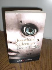 Böse Liebe Jonathan Kellermann Taschenbuch