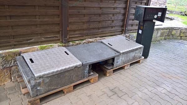 bosch bremsenpr fstand bsa 201 mit bedienungs montageanleitung in oberderdingen kfz werkzeug. Black Bedroom Furniture Sets. Home Design Ideas