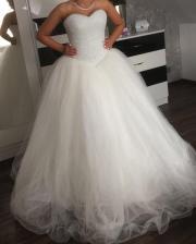Brautkleid-Hochzeitskleid