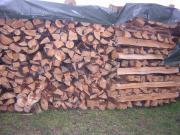 Brennholz Buche Fichte