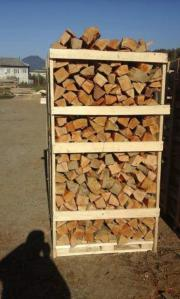 Brennholz (Eiche, Buche,