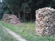 Brennholz ( mit Lieferung )