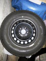 Bridgestone Winterrreifen auf