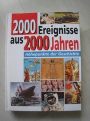 Buch: 2000 Ereignisse