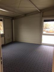 Büroräume inkl. Empfangsbereich