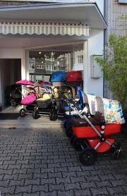 Zwillingskinderwagen bugaboo donkey  Bugaboo Donkey / Cameleon Kinderwagen günstig mieten, Vermietung ...