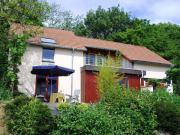 Burgund/Frankreich. Landhaus