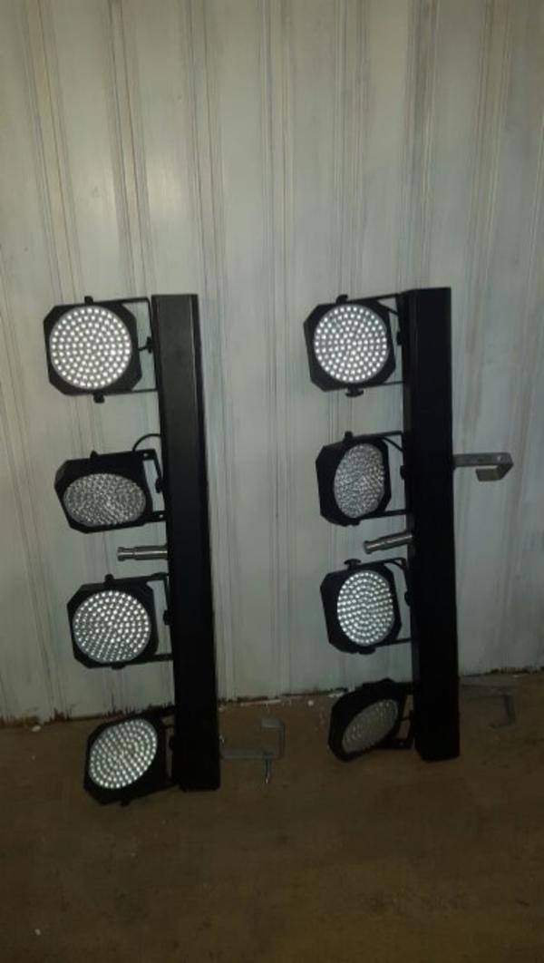 cameo clmpar1 2x 4er led scheinwerfer balken in oberriet sg pa licht boxen kaufen und. Black Bedroom Furniture Sets. Home Design Ideas