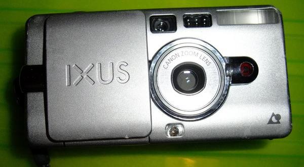 Canon IXUS III Kamera Rarität