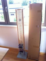 CD DVD-Ständer aus Holz und