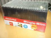 CD-Hüllen Single-