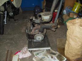 Citroen Motor AM2 Typ M28: Kleinanzeigen aus Annweiler - Rubrik Oldtimer, Youngtimer