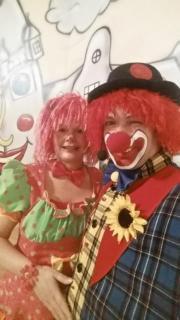 Clown Oli & Felinchen