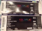 Coldplay Tickets Hannover