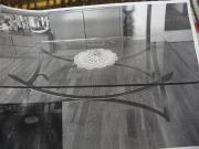 Couch-Glastisch