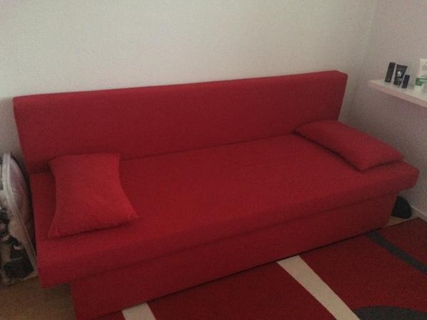 couch bettfunktion gebraucht kaufen nur 4 st bis 75 g nstiger. Black Bedroom Furniture Sets. Home Design Ideas