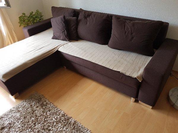 Couch bettfunktion gebraucht kaufen nur 3 st bis 60 for Schlafsofa quoka