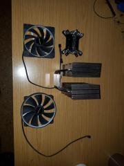 CPU Kühler Lüfter