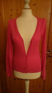 Damen Strickjacke pink Gr 38