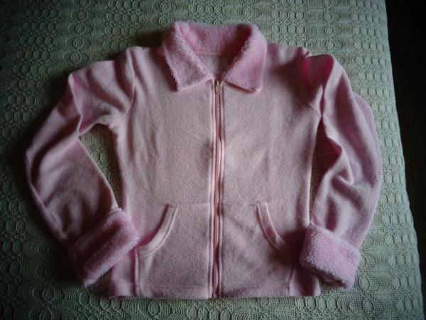 Damenbekleidung Jacke mit Kragen Gr