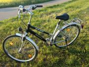 Damenfahrrad ALU-Bike