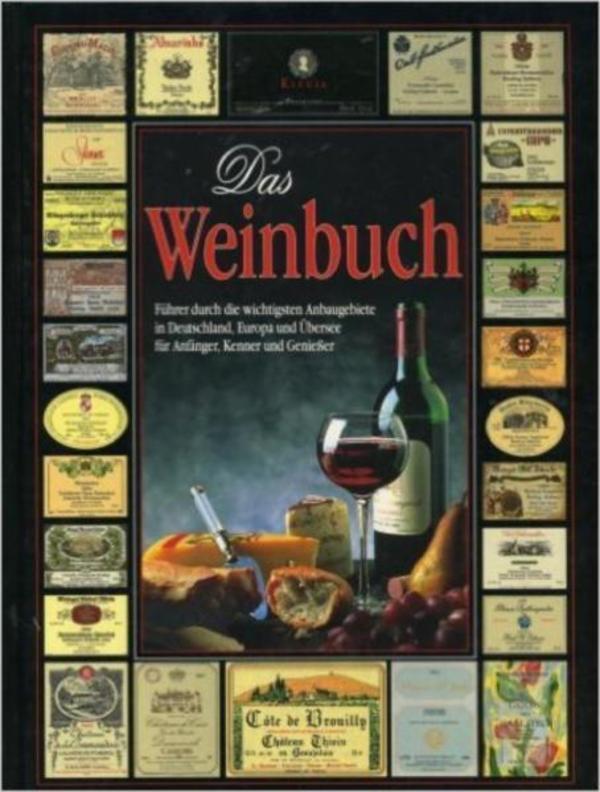 Das Weinbuch, Sammlerstück !