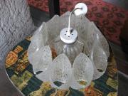 Decken Lampe 70er Jahre