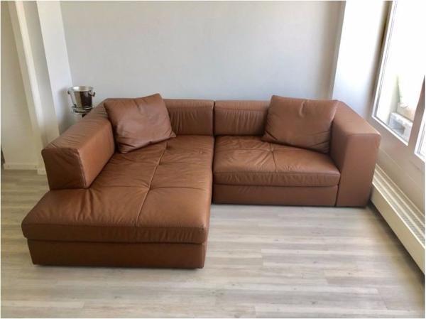 design sofa dieter knoll 'berlin' wohnlandschaft -ausfahrbar- in, Hause deko