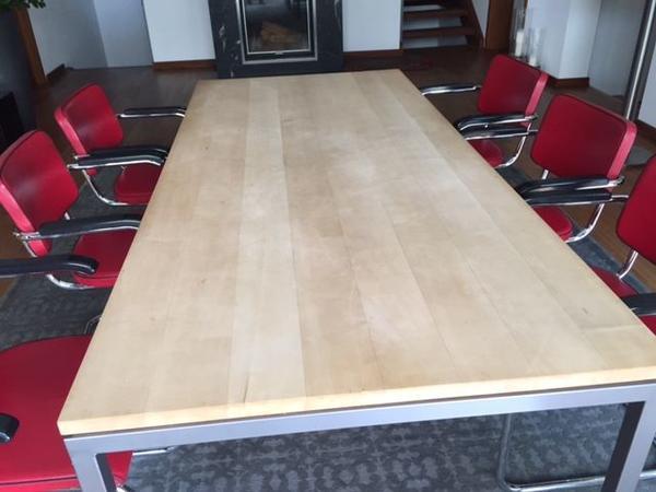 Tisch ahorn gebraucht kaufen nur noch 3 st bis 65 for Pc tisch ahorn