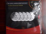 Deutsche Einheit 5 x 25EUR