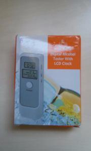 Digital LCD Alcohol