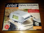 Digitaler Schrittzähler Crivit