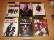 Diverse Xbox Spiele