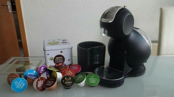 dolce gusto melody gebraucht kaufen nur 2 st bis 70. Black Bedroom Furniture Sets. Home Design Ideas