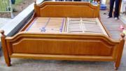 Doppelbett mit 2