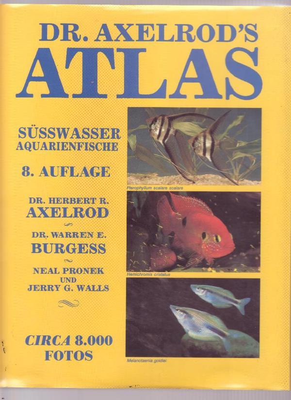 Dr Axelrod s Atlas Süßwasser